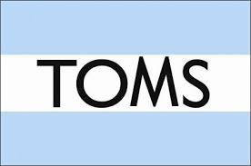 Toms | 汤姆布鞋优惠码